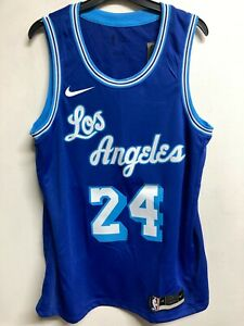 Lakers Men's NBA Jersey - LA Nike HWC Classic Edition - Large - Jack 24 - NWD