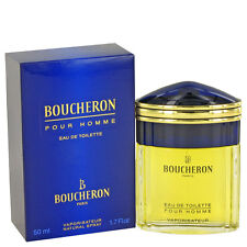 Boucheron Cologne By BOUCHERON FOR MEN 1.7 oz Eau De Toilette Spray 417590