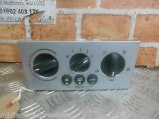 VAUXHALL MERIVA A MK1 2009 A/C HEATER CONTROL UNIT 13215936