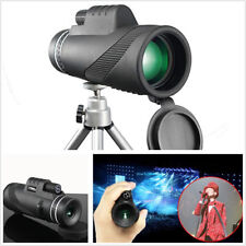 40x60 potente zoom gran teléfono portátil Telescopio Visión Nocturna HD militar