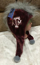 FOCO NCAA Unisex Mohawk Short Thematic Hat Texas A & M