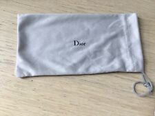 Brand New Dior Soft Pouch for Glasses Gray