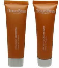 Natura Bisse Orange & Tangerine Shampoo & Conditioner Lot of 2 (1 of each)