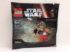 Lego Rebelde A-Wing Piloto - Minifigura/Polybag Set