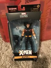 Marvel Legends NEW Wolverine Weapon X  BAF Sugar Man X-Men 2020 Action Figure