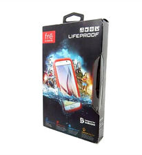 New OEM LifeProof Fre Series Cutback Coral Waterproof Case For Samsung Galaxy S6