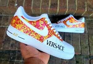 Custom Nike Air Force 1 low Size 10.5