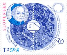SLOVAKIA/2020 - Maximilián Hell (Astronomer), MNH