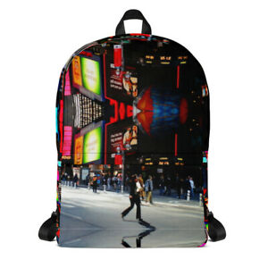 New York, amazing artwork, Backpack