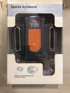 NEW Belkin SPORT Armband Case Grey for iPod Nano 1st 2nd 4th Generation 1G 2G 4G