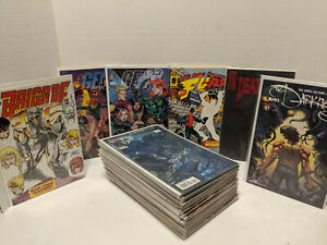 Lot of 48 Image Comics Brigade Deathblow Darkness Gen13 1963