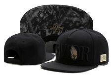 TOP Men CAYLER SONS Snapback Adjustable Baseball Cap Hip hop women Sun Black Hat