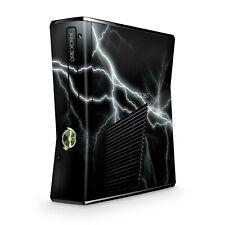 Xbox 360 Slim Skin Aufkleber Schutzfolie Sticker Skins Sticker Apocalypse Black