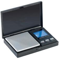 Gramm Waage: Digitale Taschen-Feinwaage bis 300 g, Teilung 0,1 g (Goldwaage)