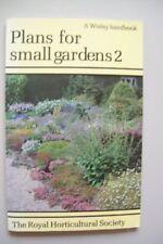 More details for plans for small gardens: v. 2 (wisley handbooks),geoffrey k. c ,.9780304311477