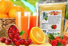 Acerola Powder 8oz (1/2lb) 100% Natural Superfood VItamin C Paradise Powder