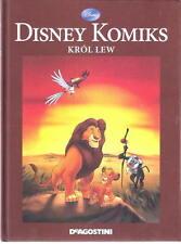 KRÓL LEW  Disney Komiks