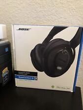 Bose Triple Black QuietComfort 15 Acoustic Noise Cancelling Headphones
