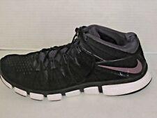 EUC  Mens Nike Free Trainer 7.0 Training Shoes 599086-011 Size 18 black