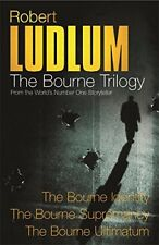Robert Ludlum: The Bourne Trilogy: The Bourne Id... by Ludlum, Robert 0752860399