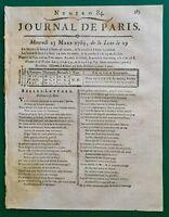 Chartres États Généraux en 1789 Eure et Loir Duc de Doudeauville Révolution