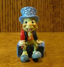 Jim Shore Disney Traditions Minis #4054286 JIMINY CRICKET, New From Retail Store