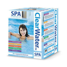 Bestway Clearwater Spa Químico Limpiador Kit Inicial Para Spas Jacuzzi &