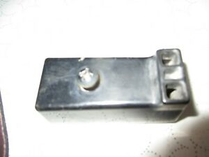 mercury  Outboard exhaust COVER IDLE RELIEF 25hp with screw