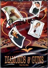 XENA - RENEE O'CONNOR - DIAMONDS & GUNS DVD - SIGNED AUTOGRAPHED BY RENEE