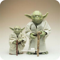 Master Yoda Lovely Galactic Jedi Council Rare Legends Soft Action Figure Model