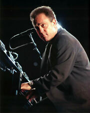 BILLY JOEL 8x10 Photo SUPER COOL IN CONCERT PIANO MAN