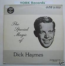 DICK HAYMES - Special Magic Of ...  - Ex Con LP Record