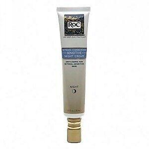 RoC RETINOL CORREXION Sensitive Night Skin Cream 1.0 oz - NEW NIB Anti-Aging