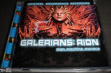 GALERIANS RION cd soundtrack GODHEAD slipknot ATARIS fear factory SKINNY PUPPY