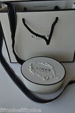 NEW AUTHENTIC LINKS OF LONDON STERLING SILVER PALM STRAND  BRACELET