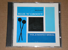 BLUE 'N' GROOVY VOL. 2 (HANK MOBLEY, LEE MORGAN) - CD COME NUOVO (MINT)