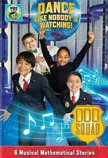 Odd Squad: Dance Like Nobody Is Watching (DVD, 2016) New