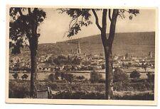 autun-antique , vue sur la chaîne de montagne qui domine ma ville au sud