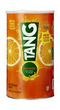 Tang Orange Powdered Drink Mix, 72 Ounce