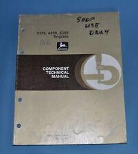 John Deere 3179 4239 6359 Engines Component Technical Manual CTM 4 3-85