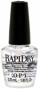 OPI MINI RAPI DRY TOP COAT NAIL Treatment 3.75ml Bottle