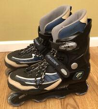 New listing Phazer Adult Fforward Inline Skates/ Roller Blades~Abec 1 Size 10