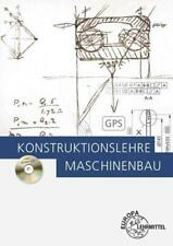 Konstruktionslehre Maschinenbau von Markus Bürger (2019, Taschenbuch)