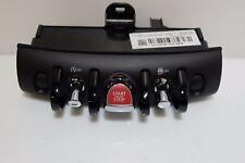 Mini F55 F56 F57 Switch Unit Centre Console Start Stop Interruttore 6841574