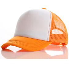 fff576c24 Niño y Niña Regulable Sol Sombreros Informal Gorras de Béisbol Al Aire Libre