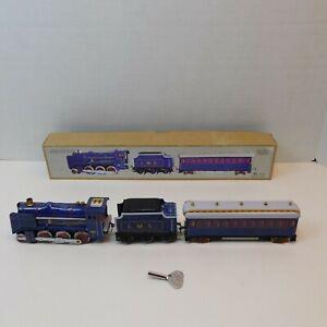 MS no. 440 Train L.M.S. China Tin Toy Wind-Up