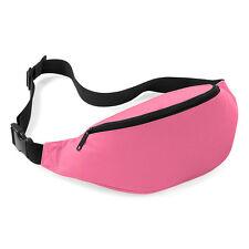Unisex Running Sport Bum Bag Fanny Pack Travel Waist Money Belt Zip Pouch Wallet