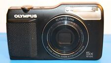 OLYMPUS V SERIES VG-170 14.0 MP DIGITAL CAMERA - BLACK - FAULTY - 2057