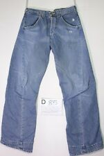 Levi's Engineered 671 jeans usato (Cod.D85) Tg.44 W30 L32 vintage