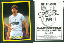 Allen Tottenham-England Rare Italian Issue 1988 Football! New Grande Calcio n.59